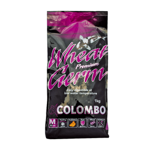 Colombo Colombo wheat germ medium 1kg (6mm)