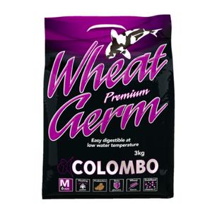 Colombo Colombo wheat germ medium 3kg (6mm)