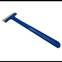 Aqua-Handy 300 scraper 15% gebogen mes 70mm lengte 30cm