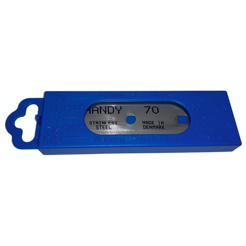 Aqua-Handy Aqua-Handy blades 0.15mm ss 5bl./display 70mm breed