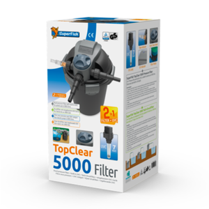 SuperFish SuperFish topclear 5000 UVC - 7W