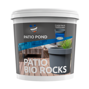 SuperFish SuperFish patio pond bio rocks