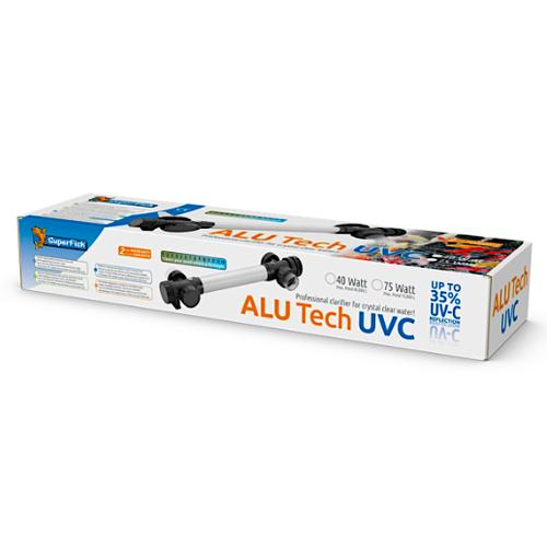 SuperFish SuperFish alutech UVC T5 40W/40.000L