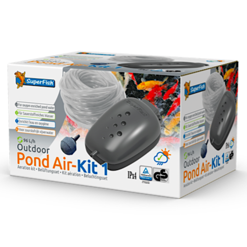 SuperFish SuperFish pond air kit 1