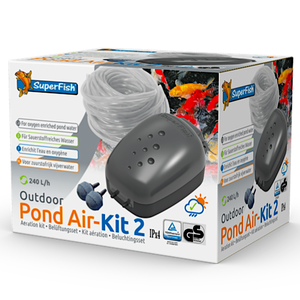 SuperFish SuperFish pond air kit 2
