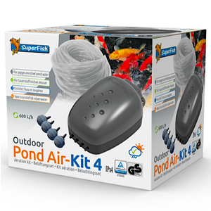 SuperFish SuperFish pond air kit 4