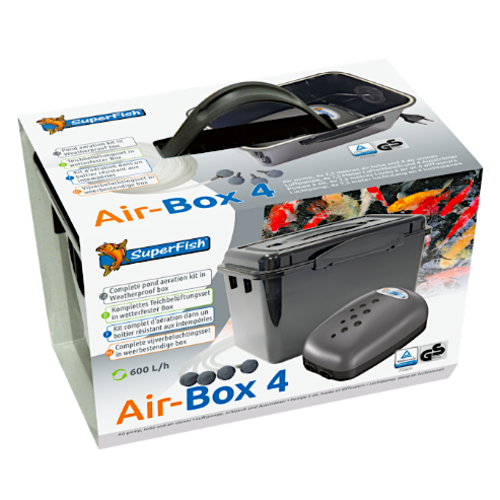 SuperFish SuperFish air-box nr.4