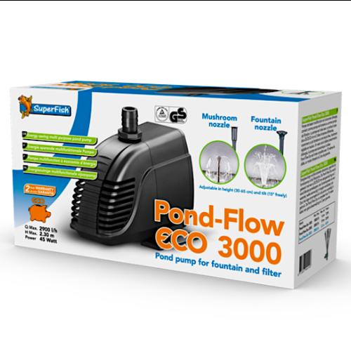 SuperFish SuperFish pond flow eco 3000
