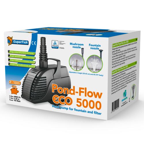 SuperFish SuperFish pond flow eco 5000