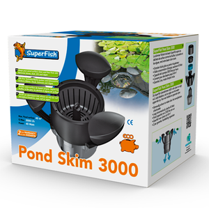SuperFish SuperFish pond skim 3000