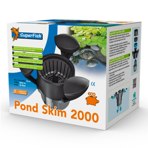 SuperFish SuperFish pond skim 2000