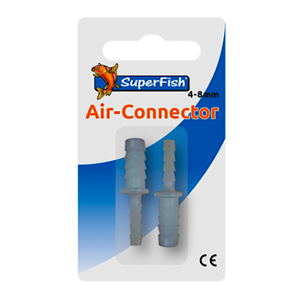 SuperFish SuperFish Air connector 4-8 mm