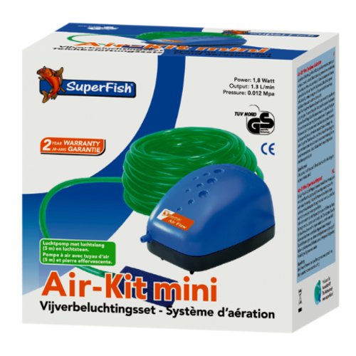 SuperFish SuperFish Air-Kit mini
