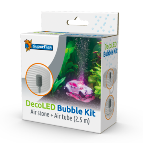 SuperFish Superfish DecoLed bubble kit