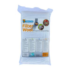 SuperFish witte filterwatten 250 gram