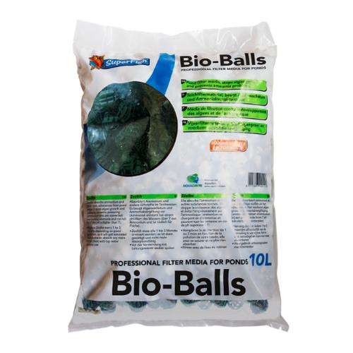 SuperFish SuperFish Filter bioball zak 10 liter