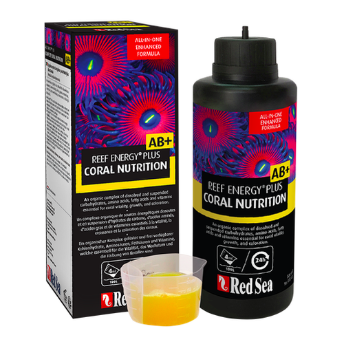 Red Sea Reef Energy plus AB+ (Coral nutrition) - 250ml