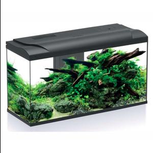 HS Aqua HS Aqua Aquarium Platy bio 110 led zwart 80x31x46 cm