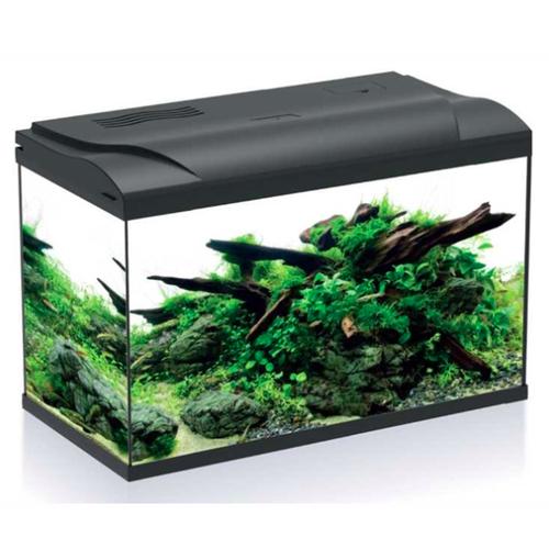 HS Aqua HS Aqua Aquarium Platy 70 led zwart 59x31x39 cm