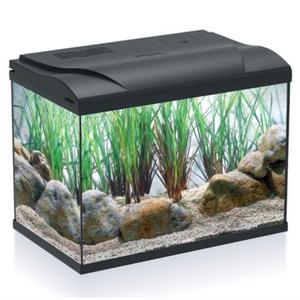 HS Aqua HS Aqua Aquarium Coldy 20 led zwart 39x22x30 cm