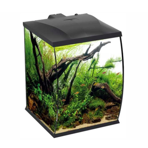 HS Aqua HS Aqua Aquarium Belly 45 led zwart 31x34x42 cm