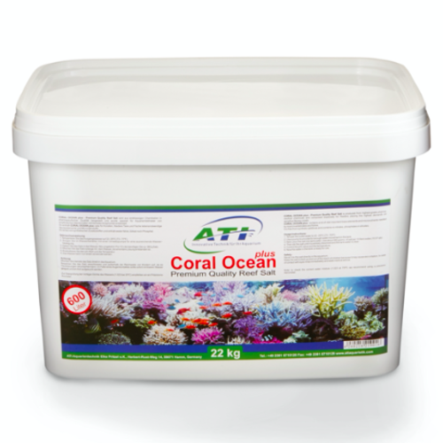 ATI Coral Ocean Plus 22kg