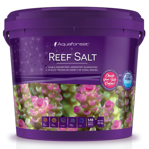 Aquaforest Aquaforest Reef Salt 22 kg