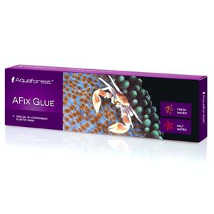 Aquaforest Afix glue 110 gram koralenlijm 2 componenten