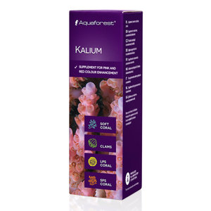 Aquaforest Kalium (potassium) 10 ml.