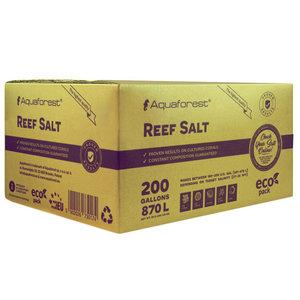 Aquaforest Aquaforest Reef Salt 25 kg. zak in box