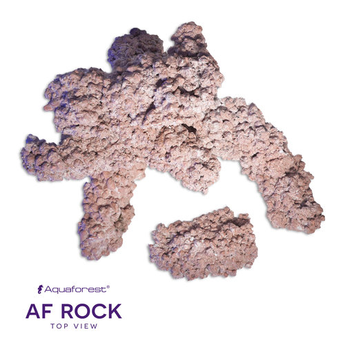 Aquaforest Synthetic Rock M/S 10kg Box Decoratiemateriaal