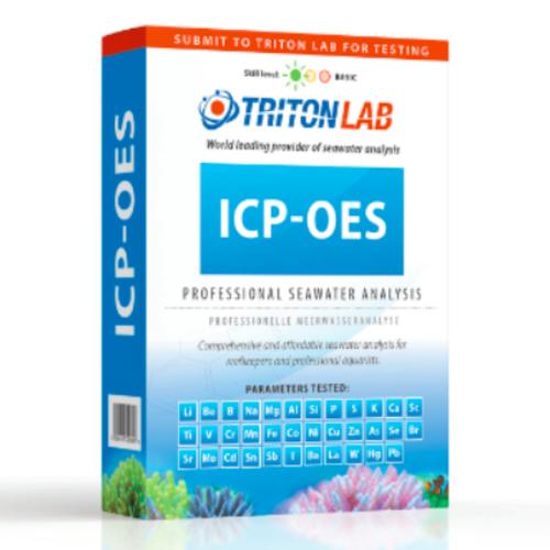 Triton Triton Professionele wateranalyse ICP-OES