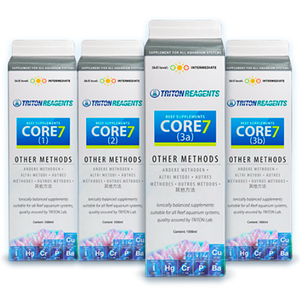 Triton Triton Core7 Reef supplements 4x1000ml Concentrate