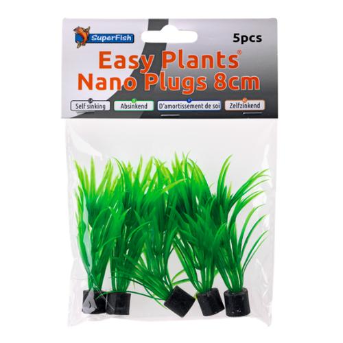 SuperFish SuperFish Easy plants nano plug 8cm 5 sttuks