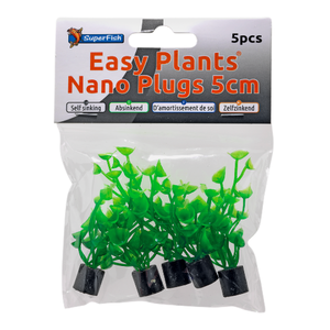 SuperFish SuperFish Easy plants nano plug 5cm 5 stuks