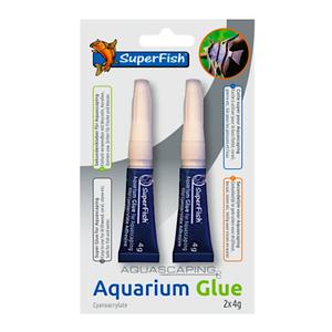 SuperFish SuperFish Aquariumlijm 2 stuks Blister