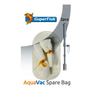 SuperFish SuperFish Aquavac Vervangzakje 2st.