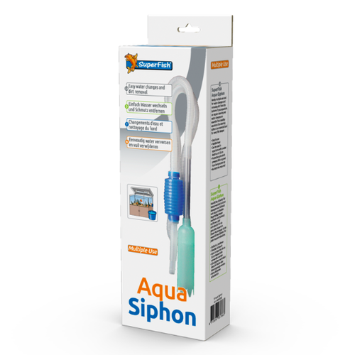 SuperFish SuperFish Aqua Siphon Set