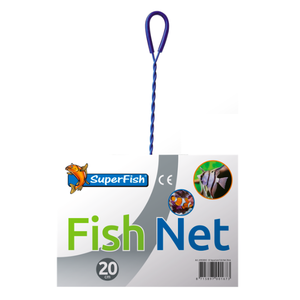 SuperFish SuperFish aquarium schepnetje 20 cm
