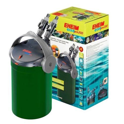 Eheim Eheim buitenfilter Ecco Pro 200 2034 met substraat Pro 600 L/h