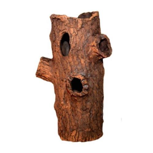 Ceramic Nature Ceramic Nature Log (L) with 3 boughs