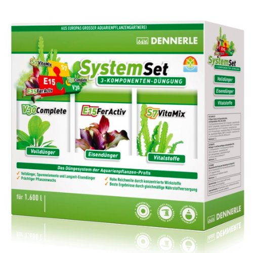 Dennerle Dennerle Perfect plant system set voor 1600L
