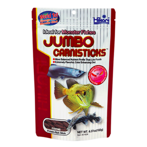 Hikari Hikari Tropical Jumbo carnisticks 182 gram