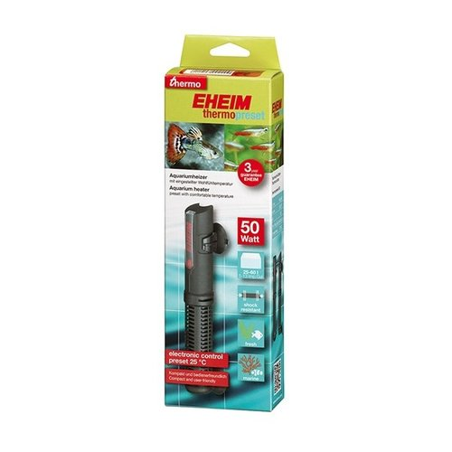 Eheim Eheim electronic Thermopreset 50 Watt Verwarmingselement