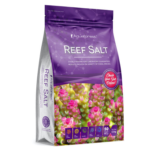 Aquaforest Reef Salt 7.5 kg