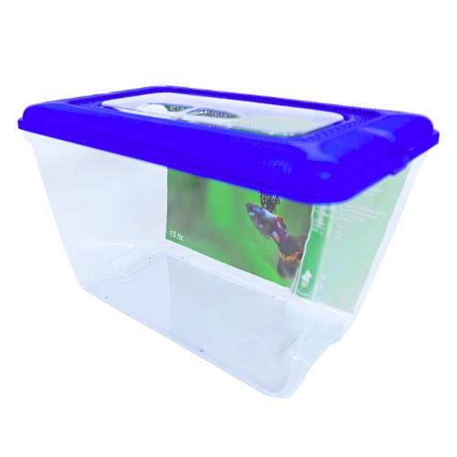 De Boon De Boon Plastic aquarium 15 Liter