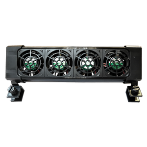 D-D D-D Ocean Breeze Cooling Fan 4 fans