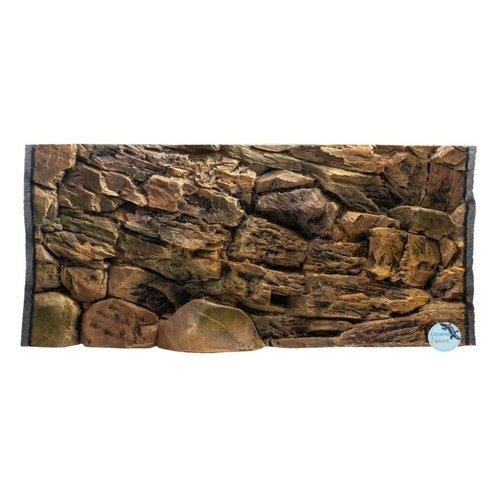 Ceramic Nature Ceramic Nature Achterwand rock 120x60cm