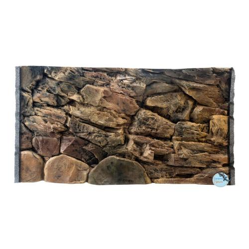 Ceramic Nature Ceramic Nature Achterwand rock 60x30cm