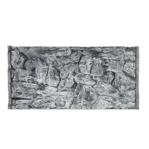 Ceramic Nature Ceramic Nature Achterwand rock grijs 100x50cm